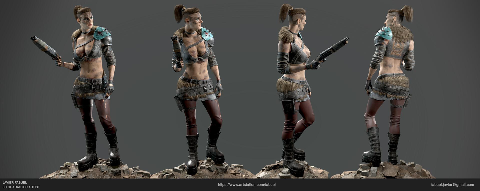 Personaje videojuegos